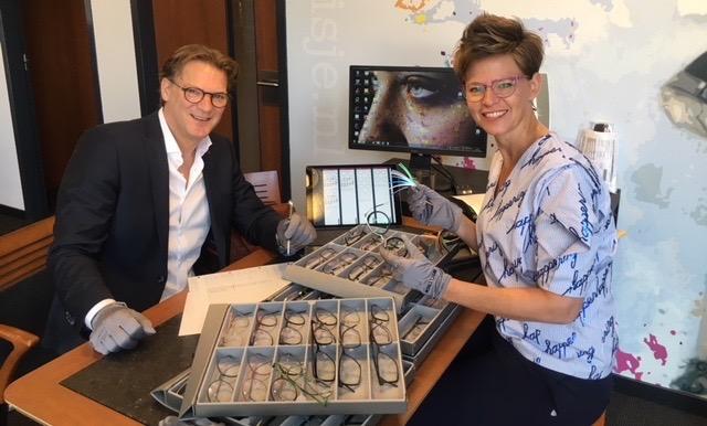 Brillen inkopen bij Lindberg
